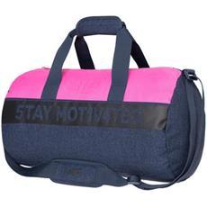 2906945f6ab 4F TPU00219 Sportovní taška tmavě modrá