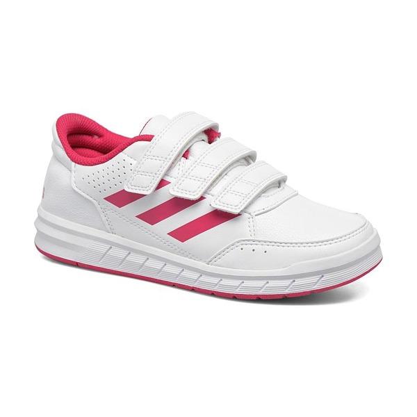 ADIDAS ALTASPORT BA9450 Dětské sportovní boty bílé  b24f3258e43
