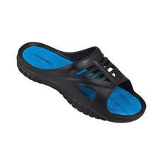 7f5ddbb40813 MERLIN Šlapky pánske čierno-modré