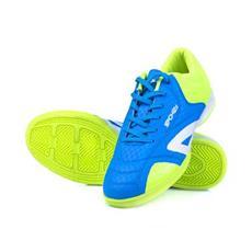 e95289e80b8 Spokey HALL JR 1 Juniorská sálová obuv modro-žlutá vel.28 - 39