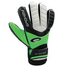 Spokey KEEPER - brankářské rukavice zelené č.6 3d4f230676